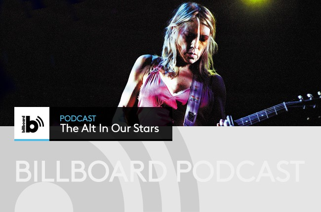 """Alt In Our Stars Podcast featuring exceprts from Kim Gordon's memoir, """"Girl In A Band."""""""