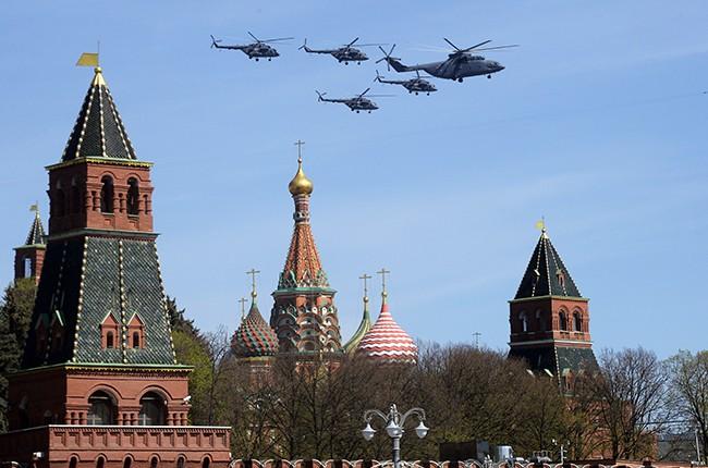 The Kremlin 2015