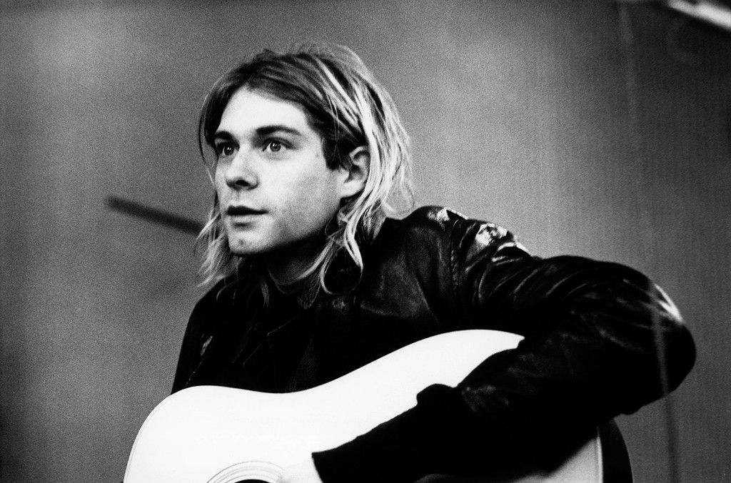 California Graphic Artist Claims He, Not Kurt Cobain, Created Nirvana's Smiley Face Logo