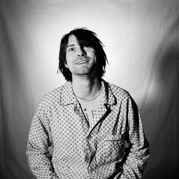 Nirvana's Kurt Cobain photographed by Charles Peterson