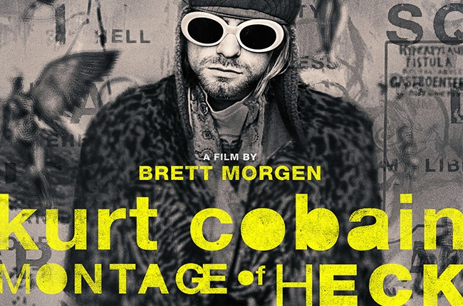 """Montage of Heck"" soundtrack featuring Kurt Cobain demos"