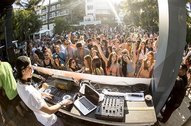 Kygo performs at Red Bull Guest House in Miami, Fla., March 29, 2015.