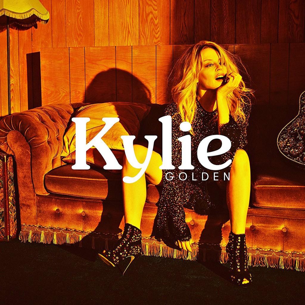 Kylie Minogue, 'Golden'