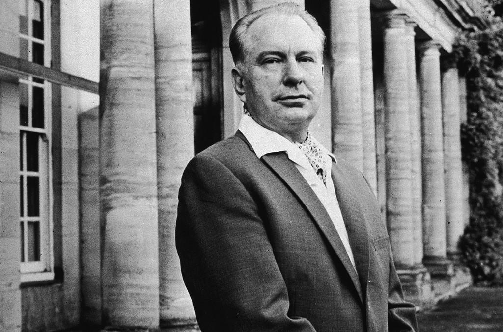 L. Ron Hubbard, 1960s