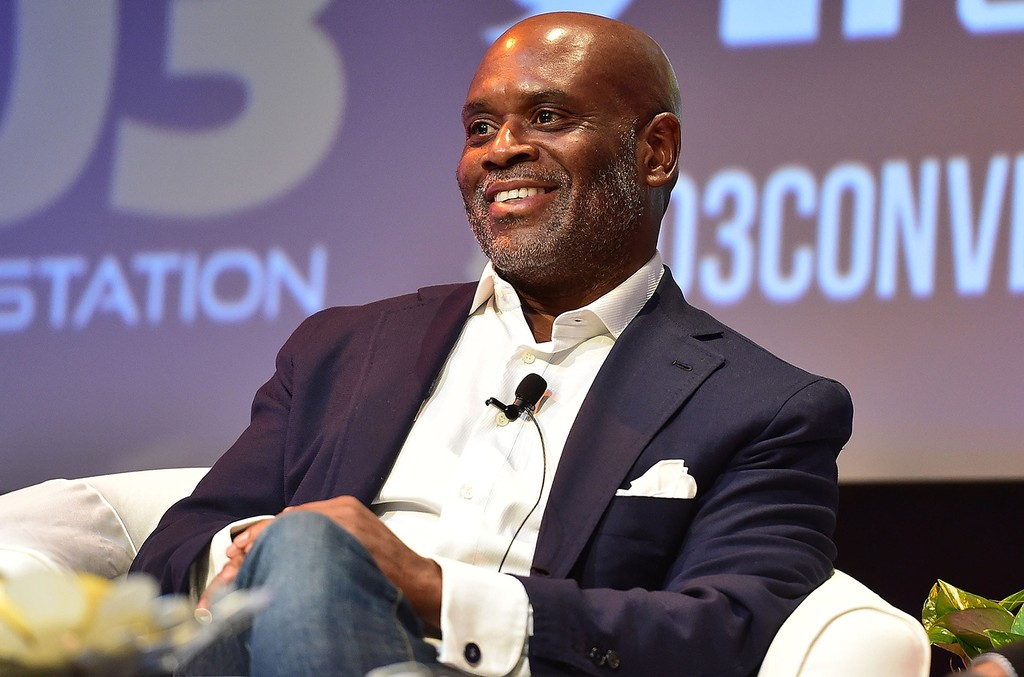 L.A. Reid attends V-103 presents A Conversation with L.A. Reid at SCADshow on Feb. 24, 2016 in Atlanta.
