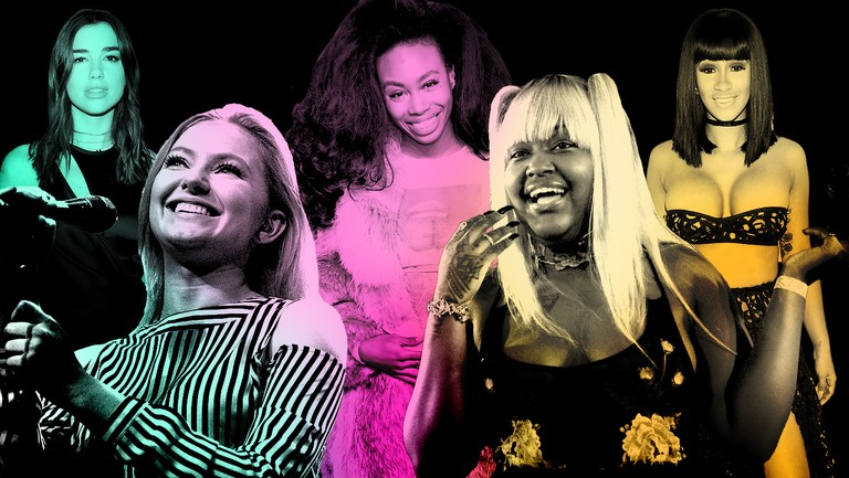 13 Ladies We'd Like To See Crash the Male Dominated Charts