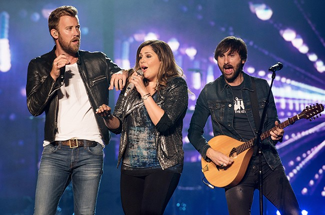 ady Antebellum perform in concert at the Nikon at Jones Beach Theater
