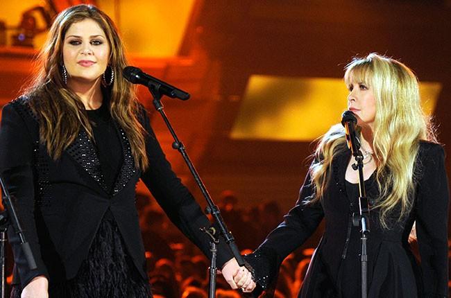 Lady Antebellum, Stevie Nicks at the ACM Awards