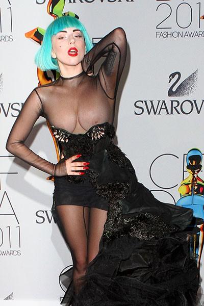 Lady Gaga, 2011.