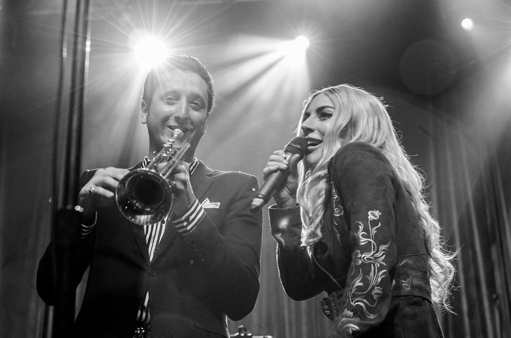 Brian Newman & Lady Gaga