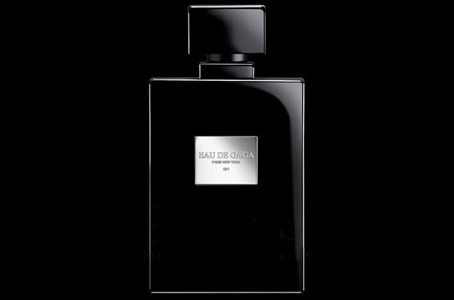 Lady Gaga's Eau de Gaga Perfume, 2014