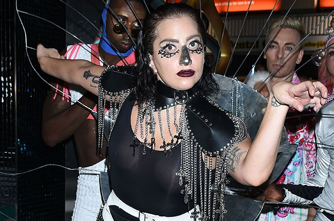 Lady Gaga, 2014.