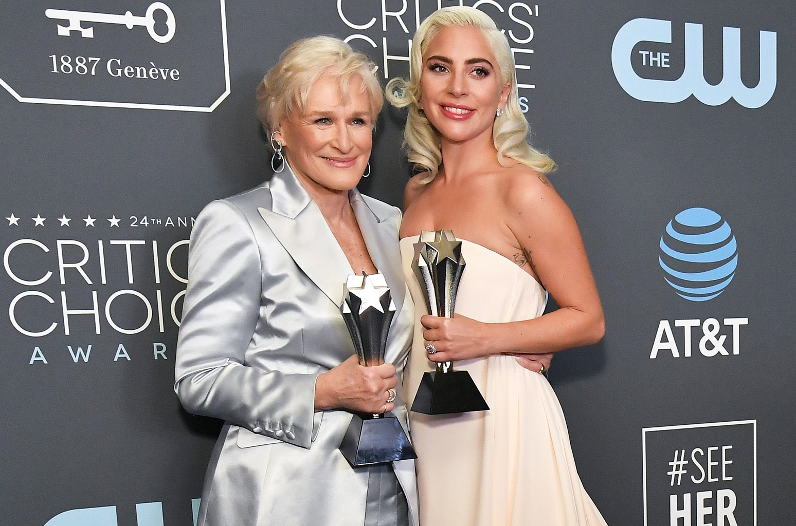 Lady Gaga Glenn Close