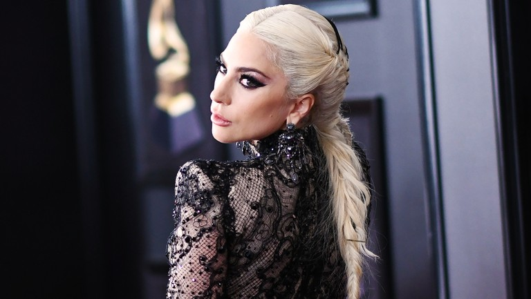 the story behind lady gaga s victorian era inspired grammys hairstyle billboard grammys hairstyle