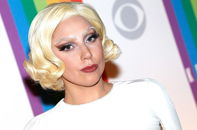 Lady Gaga attends the 37th Annual Kennedy Center Honors 2015