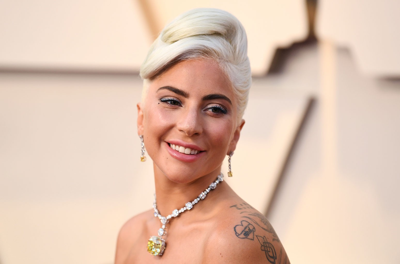 Lady Gaga Shares Cozy Valentine's Day Pic With New Boyfriend Michael  Polansky | Billboard | Billboard