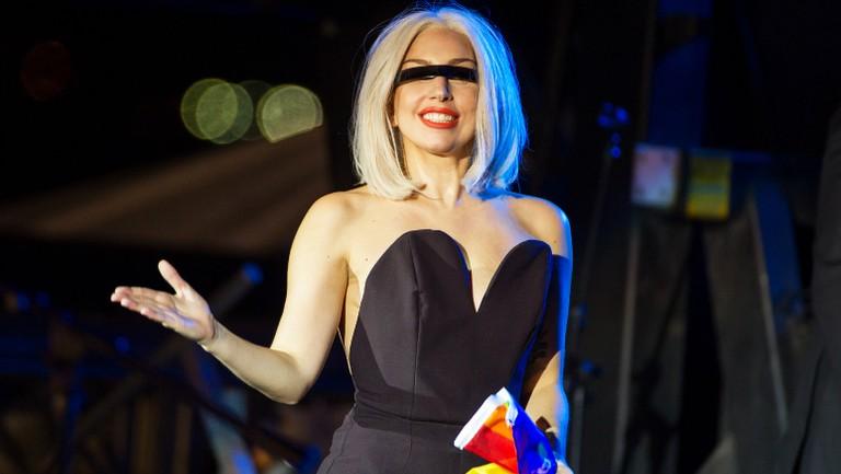 Is Lady Gaga Bi