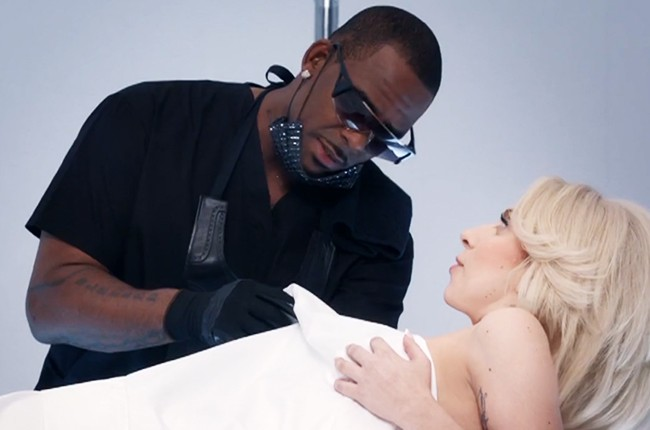 """Lady Gaga and R. Kelly's """"Do What U Want"""" Video"""