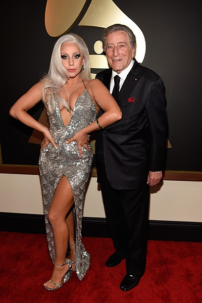 lady-gaga-tony-bennett-grammys-2015-billboard-400