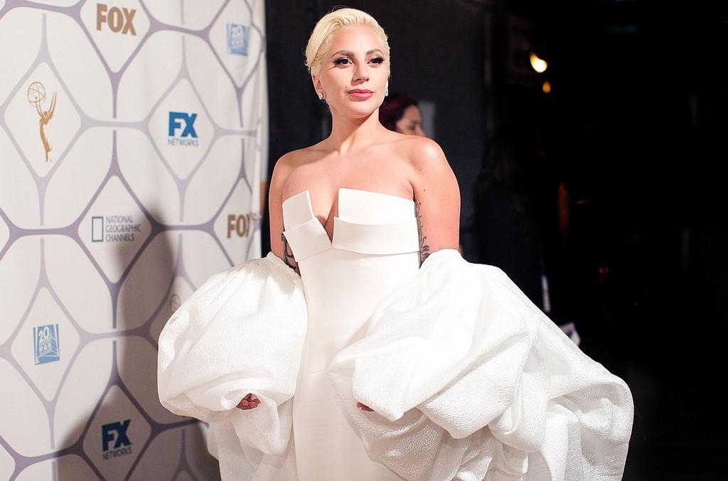 Lady Gaga in 2015