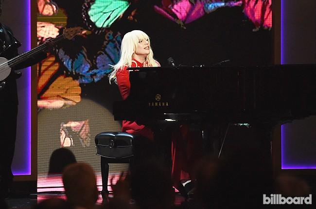 Lady Gaga Women in Music