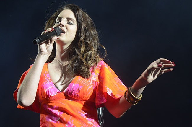 Lana Del Ray, Coachella 2014