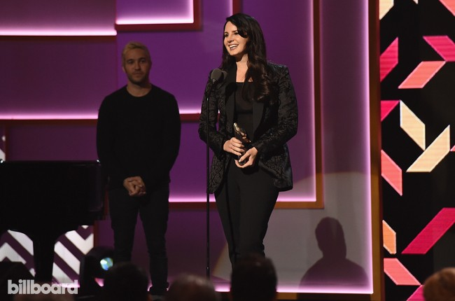 Lana Del Rey Billboard Women in Music