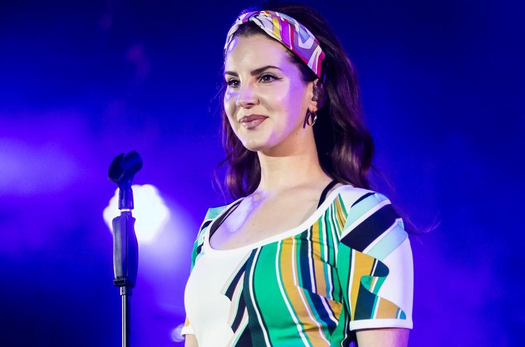 Lana Del Rey, 2017