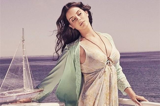 lana del rey high by the beach single 2015