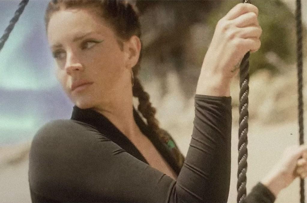 "Lana Del Rey, ""Norman F*cking Rockwell"" (Album Trailer)"