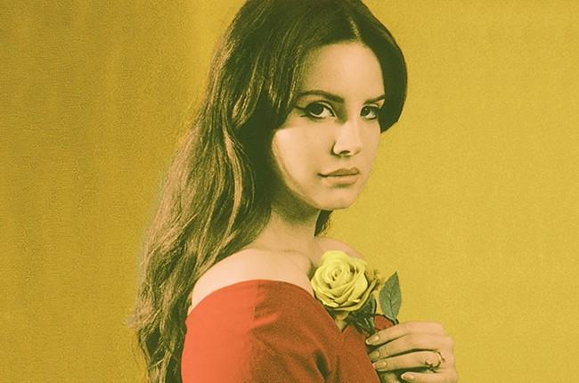 Lana Del Rey 2015