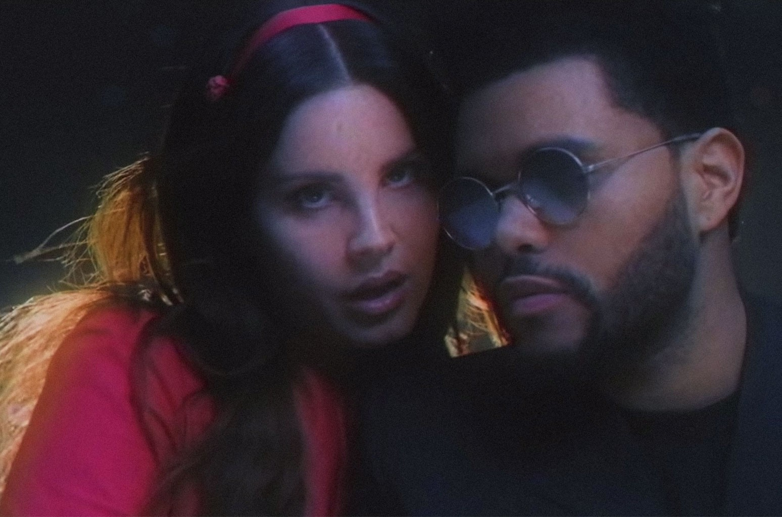 """Lana Del Rey ft. The Weeknd, """"Lust For Life"""""""