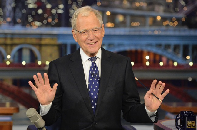 Last Late Night With David Letterman May 20 2015