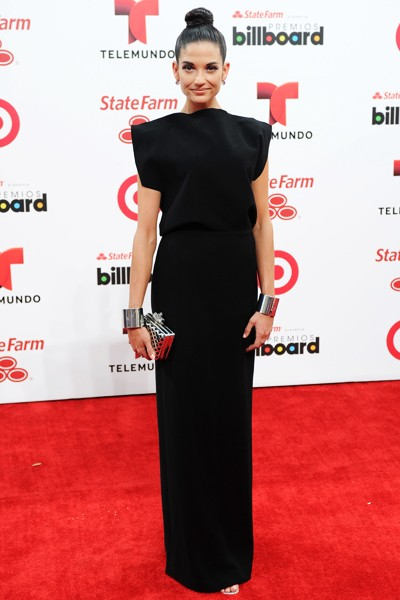Natalia Jimenez attends the 2014 Billboard Latin Music Awards