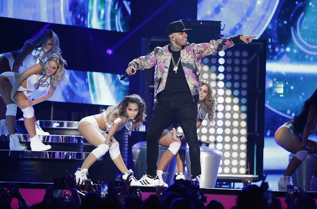 Nicky Jam  Billboard Latin Music Awards