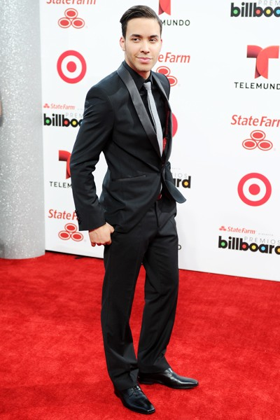 Prince Royce attends the 2014 Billboard Latin Music Awards