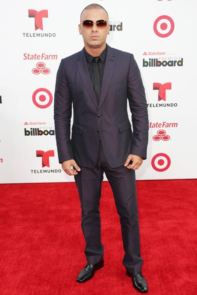 Wisin attends the 2014 Billboard Latin Music Awards