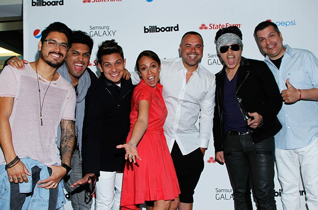 How I Wrote That Song panel at the Billboard 2014 Latin Music Conference