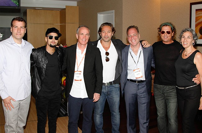 Guests at the Billboard 2014 Latin Music Conference