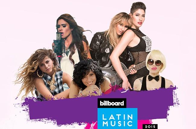 Billboard Latin Music Conference Divas Panel
