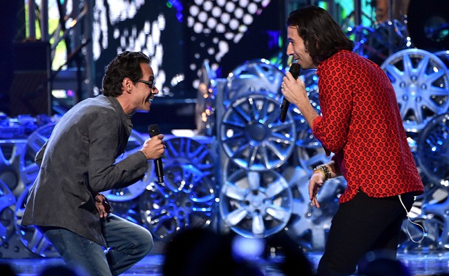 Marc Anthony and Magic!