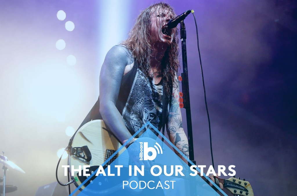 The Alt in Our Stars Podcast featuring: Laura Jane Grace of Against Me!
