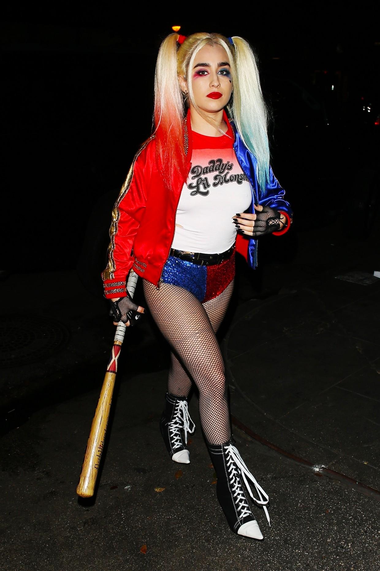 Harley Quinn Costumes Photos Of Celebs On Halloween Billboard Billboard