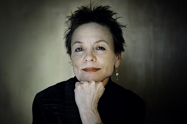 Laurie Anderson 2015