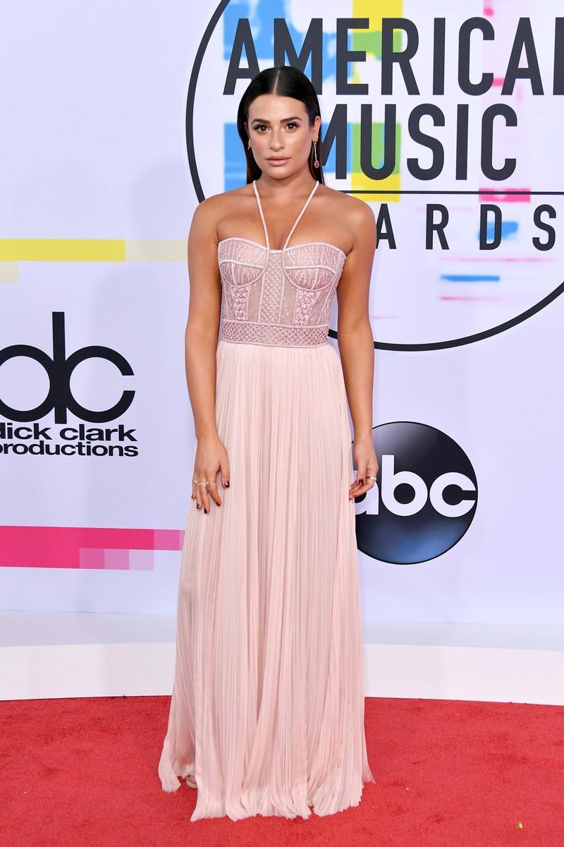 Lea Michele, 2017