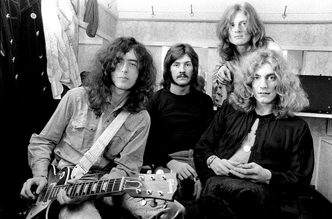 Led Zeppelin 2016
