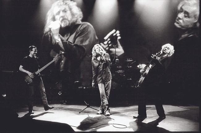 Led Zeppelin, 2014.