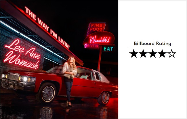 Lee Ann Womack Review