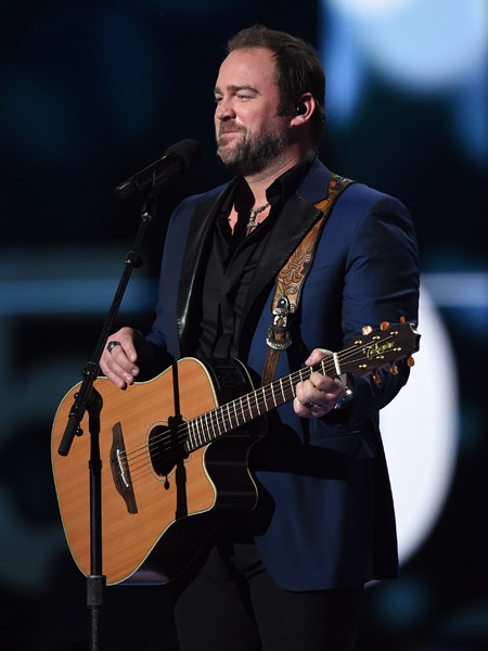 Lee Brice performs onstage during the 50th Academy Of Country Music Awards