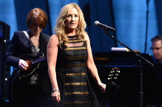 Lee Ann Womack at the Country Music Hall of Fame